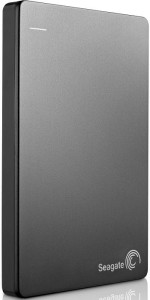 SEAGATE 2TB BACKUP PLUS USB 3.0 SILVER STDR2000201