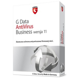 AntiVirus Business BOX 5PC 1 ROK
