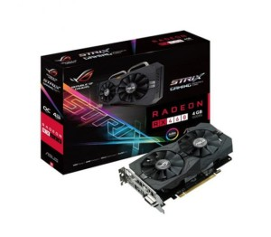 ASUS RX460 4096/128 DDR5 STRIX-RX460-4G-GAMING