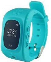 MEDIATECH MT851B KIDS LOCATOR GPS ZEGAREK BLUE