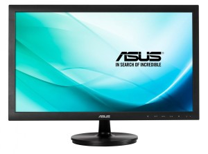 "ASUS 23.6"" VS247NR 5ms DVI-D D-SUB"