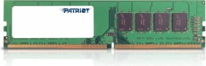 PATRIOT SIGNATURE 4GB 2400 DDR4 CL15 PSD44G240041