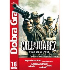 Dobra Gra: Call of Juarez Wild West Pack PC (napisy PL)