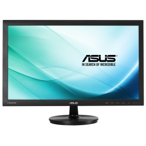 "ASUS 23.6"" VS247HR 2ms HDMI DVI-D D-SUB"