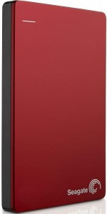SEAGATE 2TB BACKUP PLUS USB 3.0 RED STDR2000203