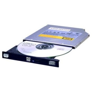 LITEON DU-8A6SH BLACK NAGRYWARKA DVD SUPERSLIM 9,5