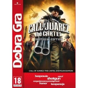 Dobra Gra: Call of Juarez Shotgun Edition PC (napisy PL)