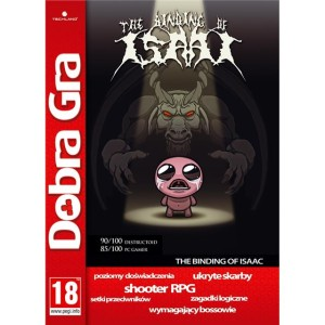 Dobra Gra: Binding of Isaac Unholy Ed PC