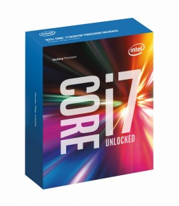 INTEL CORE I7-6700 3.4GHZ LGA1151 PROCESOR BOX