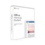 MICROSOFT OFFICE 2019 HOME & STUDENT PL WIN10/MAC 79G-05037