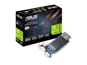 ASUS GEFORCE® GT 710 2048/64 DDR5 GT710-SL-2GD5