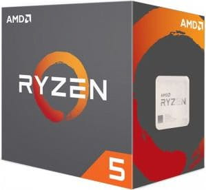AMD RYZEN 5 1600X 3,6GHz AM4 PROCESOR BOX YD160XBCAEWOF