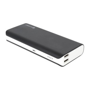PLATINET POWER BANK 10000MAH 2*USB BLACK 42781