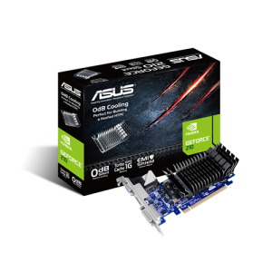 ASUS GEFORCE® GT 210 512/32 TC1GB DDR3 SILENT VGA PCX