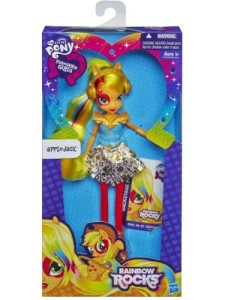 HASBRO MY LITTLE PONY EQUESTRIA A7530 APPLEJACK