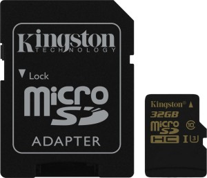 KINGSTON SDCG/32GB microSDHC UHS-I CL10 GOLD