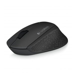 LOGITECH M280 WIRELESS BLACK MYSZ 910-004291