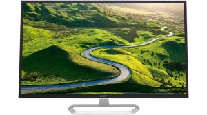 "ACER EB321HQUAWIDP IPS WQHD 4ms 31.5"" 60Hz Flicker free LED MONITOR"