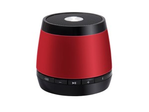GŁOŚNIK HMDX JAM CLASSIC BLUETOOTH RED