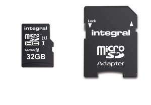 INTEGRAL ULTIMA PRO 32GB microSDXC CL10 UHS-1