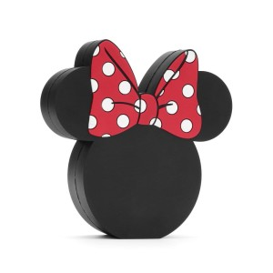 DISNEY POWER BANK 5000MAH MINNIE 3D MINPB-1 BLACK