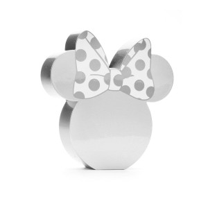 DISNEY POWER BANK 5000MAH MINNIE SILVER MINBP-2