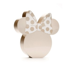 DISNEY POWER BANK 5000MAH MINNIE GOLD MINBP-2