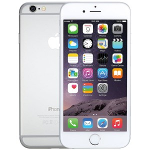 SMARTPHONE REMADE IPHONE 6 64GB SILVER 049490