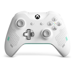 MICROSOFT XBOX ONE S WIRELESS CONTROLLER SPORTS WHITE WL3-00083 PAD