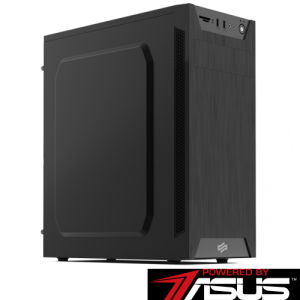 ZESTAW BIT BASIC AMD R3 2200G/PRIME B450M-K/8GB/240GB SSD/520W/W10 POWERED BY ASUS