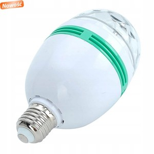 MEDIATECH MT218 LED DISCO BULB