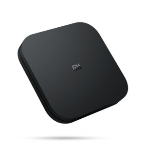 XIAOMI MI BOX S 4K BLACK SMART TV