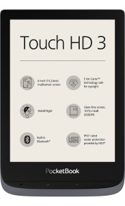 POCKETBOOK TOUCH HD 3 METALLIC GREY PB632-J-WW