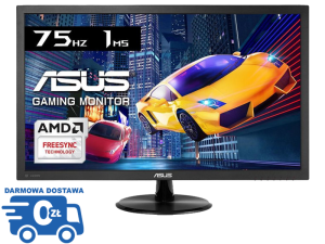 "ASUS VP247QG TN FHD 1ms 24"" FREE-SYNC LED MONITOR"