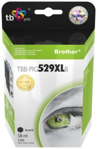 TB PRINT TBB-PIG529XLB BROTHER BLACK TUSZ