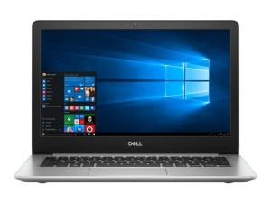 "DELL INSPIRON 5370 I3-8130U/4GB/128GB SSD/W10P 13.3"" SILVER LAPTOP/NOTEBOOK"