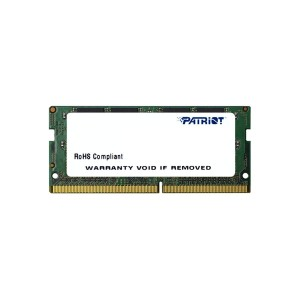 PATRIOT SIGNATURE DDR4 SODIMM 8GB 2133MHz CL15 PSD48G213381S PAMIĘĆ RAM