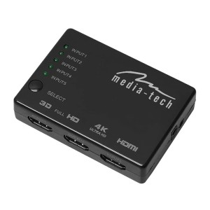 MEDIATECH MT5207 5*HDMI SWITCH 4K