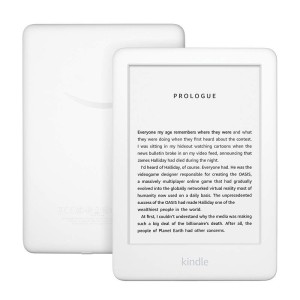 KINDLE 10 8GB BEZ REKLAM WHITE B07FQKFLJT