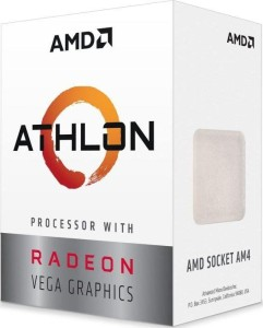 AMD ATHLON 240GE 3,5GHz AM4 PROCESOR BOX YD240GC6FBBOX