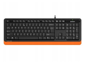 A4TECH FSTYLER FK10 ORANGE KLAWIATURA