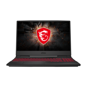 MSI GL65 9SC-010XPL I7-9750H 8GB 512GB GTX1650-4GB LAPTOP NOTEBOOK