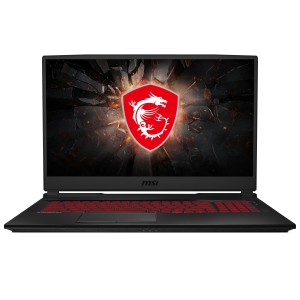 MSI GL75 9SD-080XPL I7-9750H 8GB 256GB GTX1660TI-6 LAPTOP NOTEBOOK