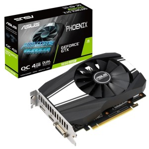 ASUS GEFORCE GTX1650 SUPER 4096/128 DDR6 PH-GTX1650S-O4G