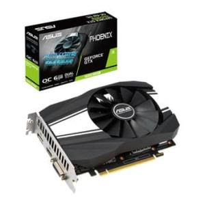 ASUS GEFORCE GTX1660 SUPER 6144/192 DDR6 PH-GTX1660S-O6G