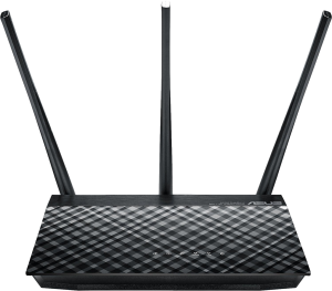 ASUS RT-AC53 AC750 DUALBAND ROUTER