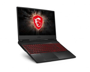 "MSI GL65 9SD-060XPL I7-9750H 8GB 256GB GTX1660TI 15,6"" 120HZ LAPTOP NOTEBOOK"