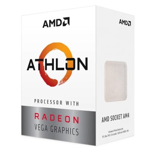 AMD ATHLON 3000G 3,5GHz AM4 PROCESOR BOX
