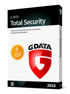 G DATA TOTAL SECURITY OEM 1 ROK