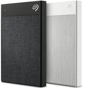 SEAGATE BACKUP PLUS ULTRA TOUCH 1TB USB3.0 WHITE